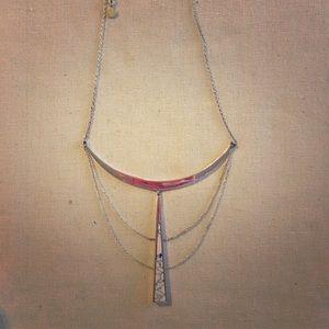 Stella & Dot collar necklace. Dainty & beautiful.